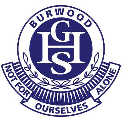 Burwood Girls High School logo