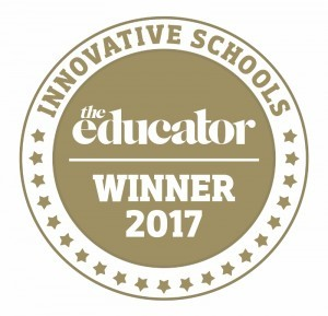 Burwood GHS awarded Innovative Schools Medal 2017 by The Educator publication